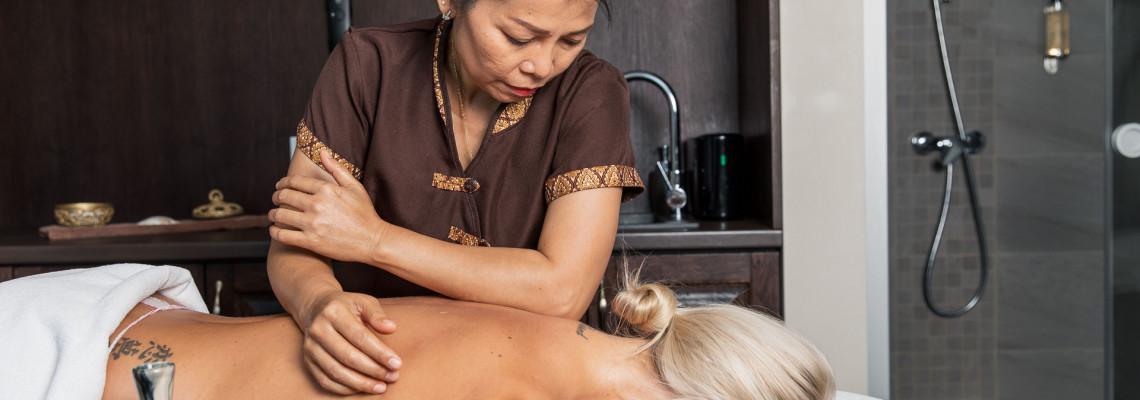Massage for athletes
