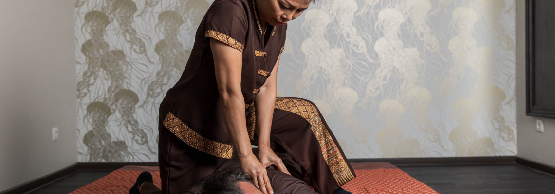 Традиционный тайский массаж