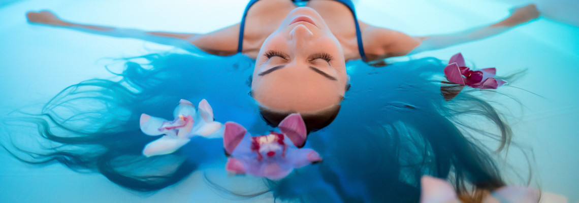 Плавание в капсуле