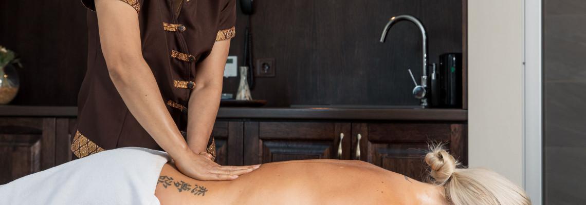 Ароматерапевтический массаж