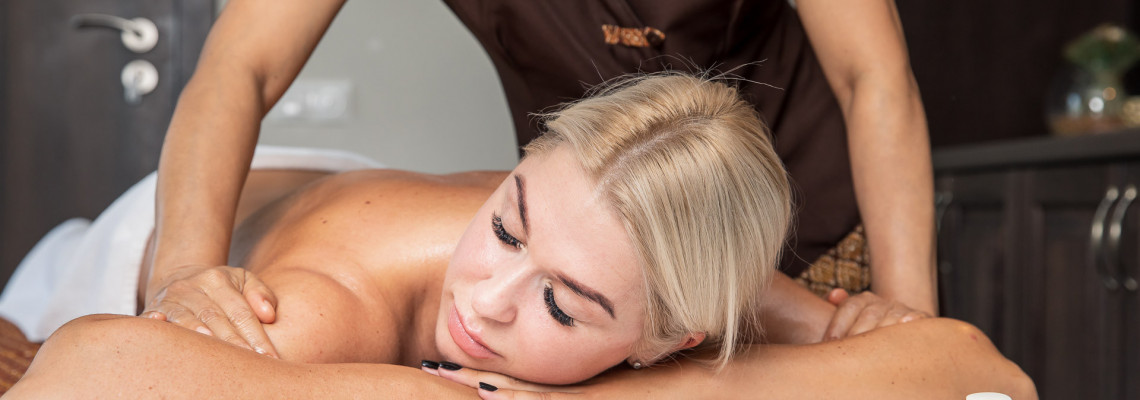 Tailandietiškas aromaterapinis masažas